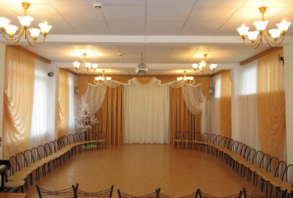 Шторы для музыкального зала в детском саду. Фото 2
